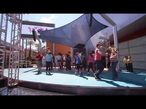 Phoenix Flashmob West Coast Swing 2016Tempe Market Place 2016