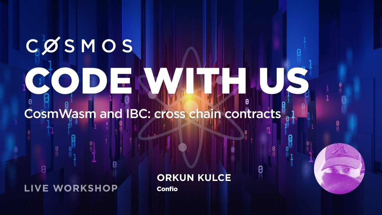 What is Cross Chain Contracts? CosmWasm and IBC