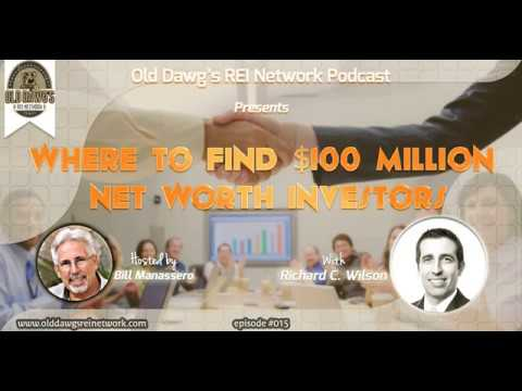 015: Where to Find $100 Million Net Worth Investors