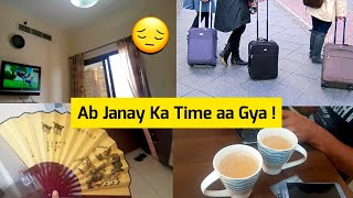 It's Time To GO ! | Pakistani Mom In Dubai | Family Vlogger