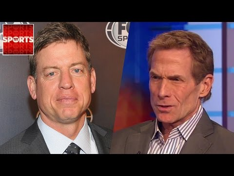 Troy Aikman Rips Skip Bayless and Fox Sports
