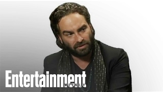 The Big Bang Theory' Cast Interview | Comic-Con 2013 | Entertainment Weekly