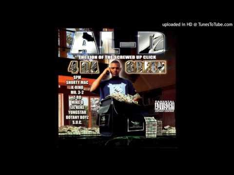 Al-D - Get Your Paper (ft. Z-Ro) [2001]