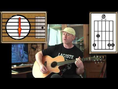 Blame It On Me - George Ezra - Acoustic Guitar Lesson
