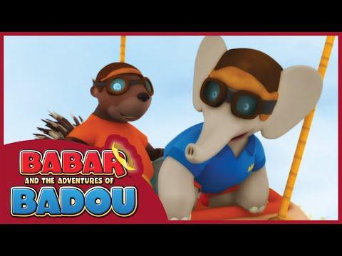 Babar And The Adventures Of Badou | Coconut Jinx/Adventurephant - Ep.  21