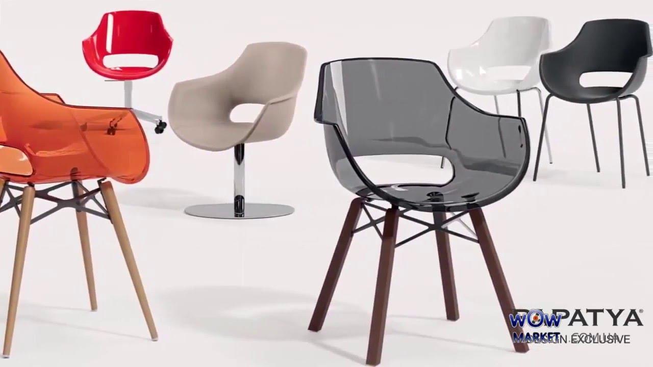 В таком случае у вас есть два варианта: либо затеять капитальный ремонт с перепланировкой, либо просто купить в квартиру новую мебель и поменять элементы декора. В последнем случае вам наверняка не обойтись без дизайнерских кресел. Ведь дизайнерское кресло сегодня – это не просто мебель!