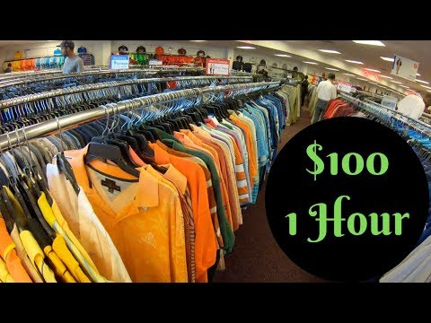 How To Profit $100 In 1 Hour At Salvation Army Thrift Stores