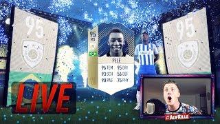 FIFA 18 ICON PACK ESKALATION 🔥🔥🔥 MEGA PACK OPENING!
