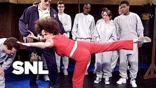Police Recruit Fitness Testing - Saturday Night Live