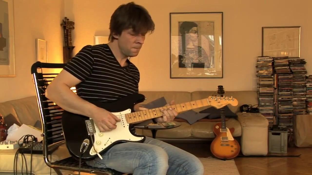 1993 Fender Stratocaster Am. Std. Part1 - YouTube