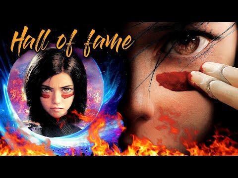The Script - Hall of Fame • Alita: Battle Angel Edition