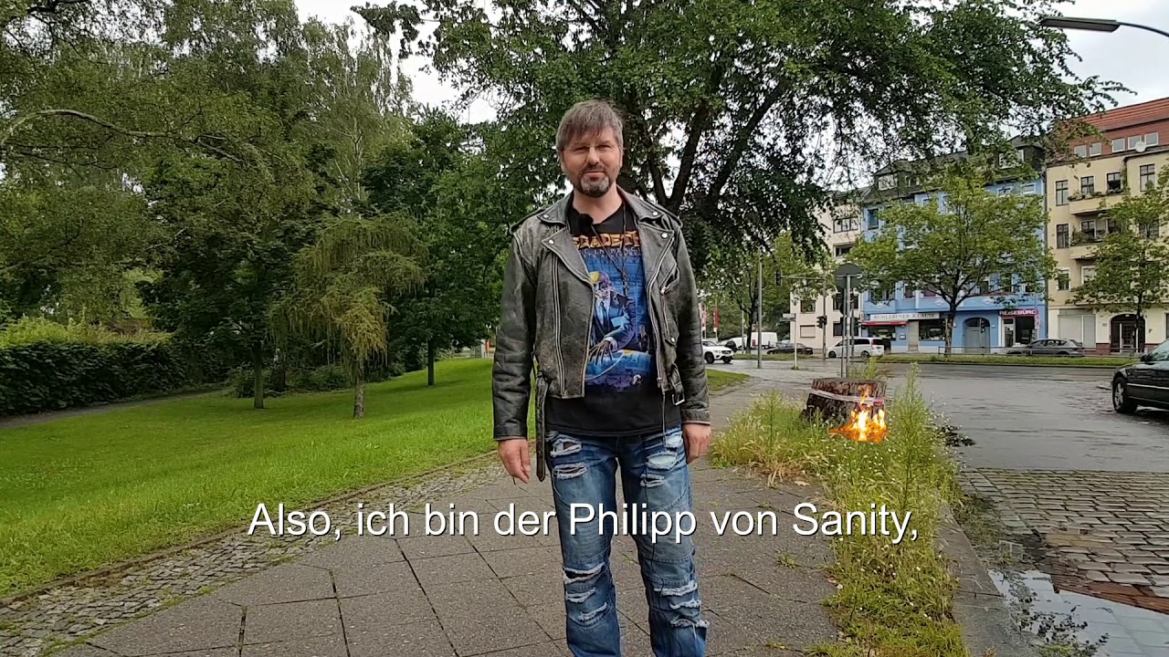 Sanity – Vlog#1, Revelation, Einleitung