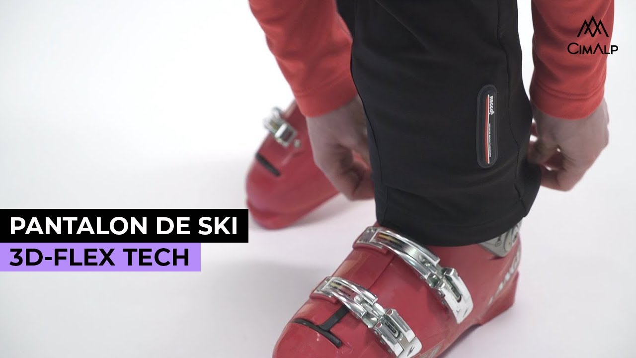 2280671329f6c5 Pantalon de ski softshell 3 couches SNOW2 Homme - YouTube