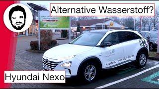 Hyundai Nexo - Wasserstoff als Alternative zum E-Auto - Meine ersten Eindrücke!