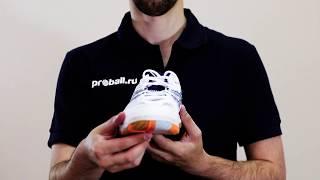 Мужские волейбольные кроссовки Asics Gel-Tactic B302N, спортивный обзор