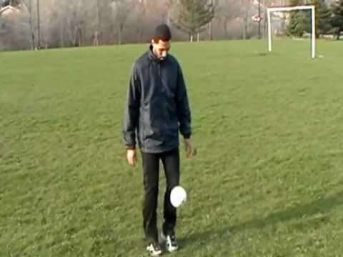 Foundational skill: juggling-size 1 (mini) ball - YouTube