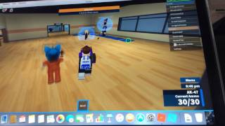 Roblox Prison Life | My journey to be a criminal pt.2 | Kelsey and Sophia!!