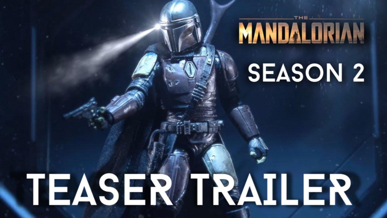 The Mandalorian - SEASON 2: TEASER TRAILER #1(2020) - Temuera Morrison,  Pedro Pascal (CONCEPT) - YouTube