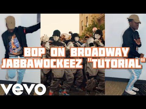 """HOW TO DO: DaBaby BOP On BroadWay JABBAWOCKEEZ """"Tutorial"""