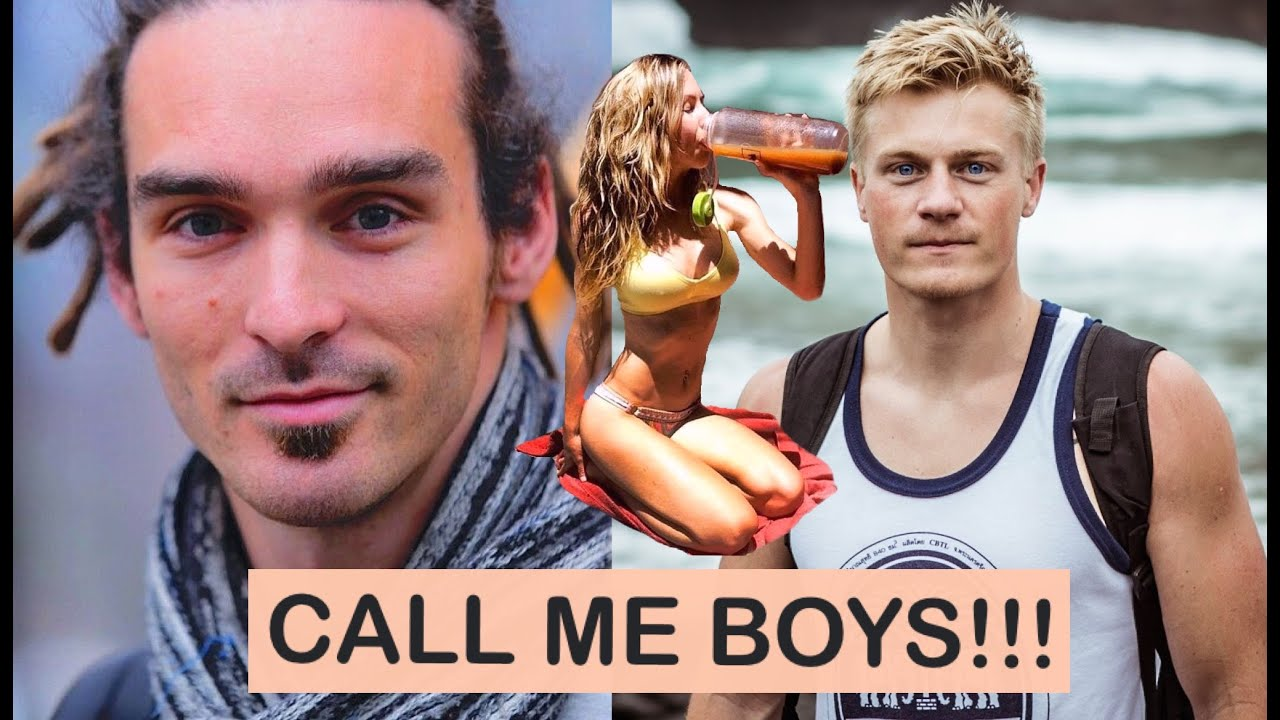 FunForLouis & Mr Ben Brown go Vegan! Call me boys! Cowspiracy