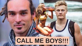 FunForLouis & Mr Ben Brown go Vegan! Call me boys! Cowspiracy
