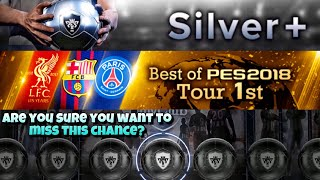 How to get black ball from Silver pack trick pes2018
