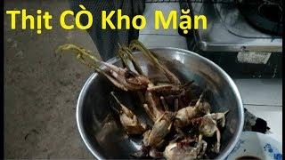Thịt Cò Kho Mặn * Khám phá miền tây