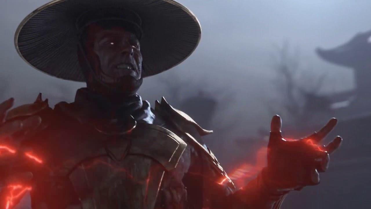 Mortal Kombat 11 Trailer - SOUND EFFECTS ONLY, NO MUSIC