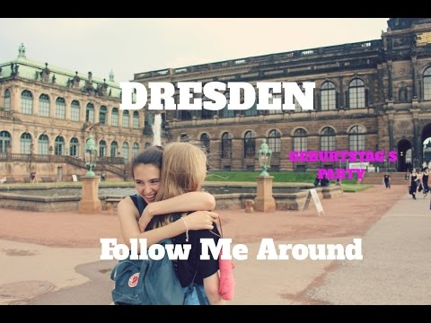 Dresden Follow Me Around