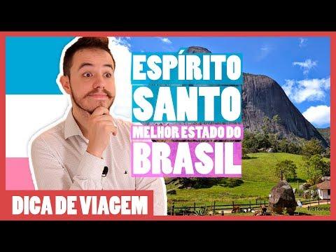 Por que o ESPÍRITO SANTO é o MELHOR ESTADO do Brasil?