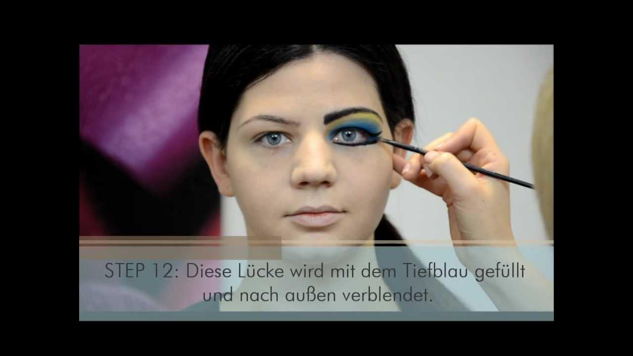 "Malu Wilz Beauté Faschings Make up ""Kleopatra"""
