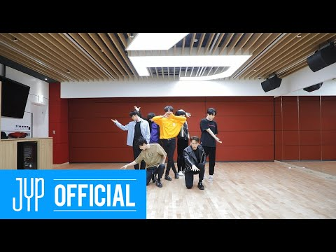 """GOT7 """"NOT BY THE MOON"""" Dance Practice"""