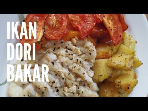resepi-ikan-dori-bakar-~-baked-dory-fish-recipe