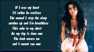 "Amy Winehouse ""Wake Up Alone"" Karaoke Instrumental + Download"