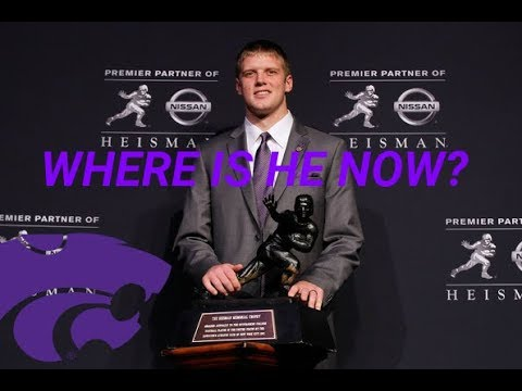 What Happened to Kansas State's Collin Klein? Heisman Runner up to never play in NFL