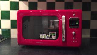 Video Daewoo KOR-7LBKR Microwave Oven Review (author: demus01)