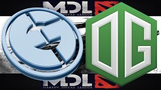 eg vs og 2   mdl semi finals   dota 2 full game highlights