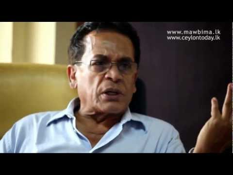 Exclusive interview with Chandran Rutnam