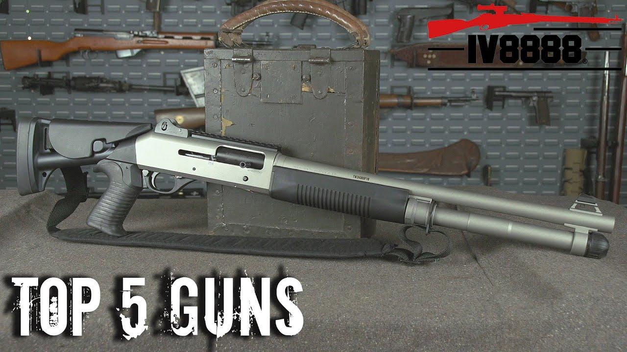 Download Top 5 Semi Auto Shotguns