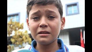 Bursa'da Aç Kalan Köpekler Küçük Çocuğu Defalarca Isırdı / Dehşet Anları Kamerada