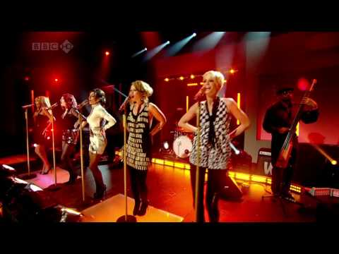 Girls Aloud - The Promise (Friday Night 24-10-08)