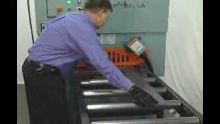 Гильотинные ножницы для металла шириной до 609 мм, Shearmaster 610(Компания Scotchman выпускает гидравлические гильотинные ножницы небольшой ширины (до 609 мм) для быстрой рубки..., 2013-10-02T08:06:29.000Z)