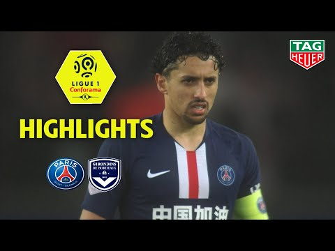 PSG Bordeaux Goals And Highlights