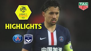 Paris Saint-Germain - Girondins de Bordeaux ( 4-3 ) - Highlights - (PARIS - GdB) / 2019-20