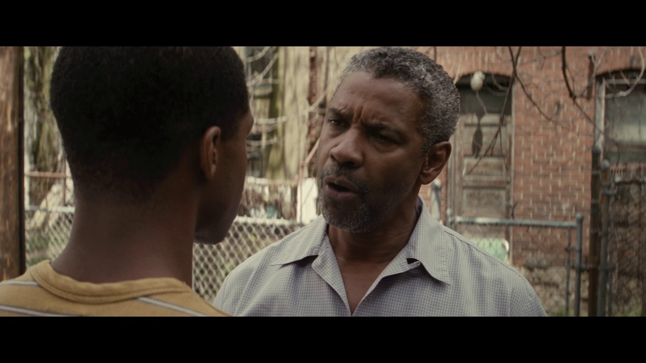 "Fences (2016) - ""Why Don't You Like Me"" Clip - Paramount Pictures"