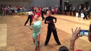 GOC 2015 Junior 1 Latin Борискин Данила-Ульянова Елизавета .