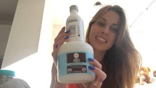 видео Продукты Nioxin для ухода за кожей головы и волосами