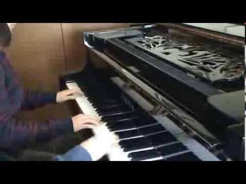 Baroque Hoedown  - Christmas mix  2013  piano four hands