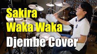 WakaWaka Djembe Cover