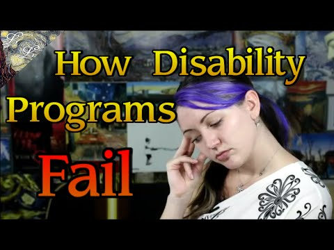 How Disability Programs Fail Those They 'Support': My Story | ALifeLearned